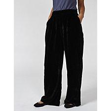 MarlaWynne Velvet Trousers