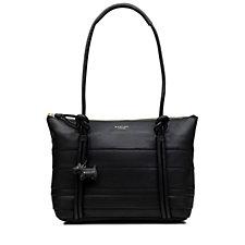 Radley London Wren Street Medium Leather  Zip Top Tote Bag
