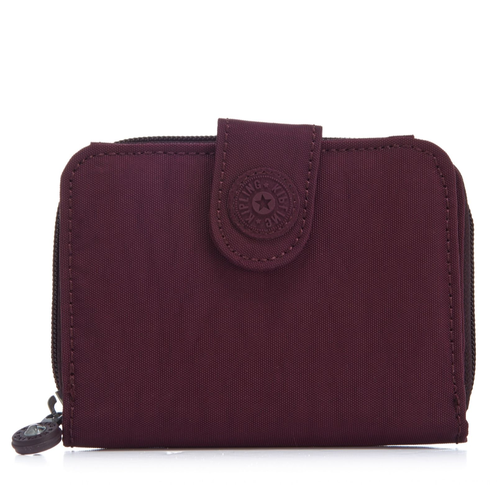 04378faf342 Kipling New Money Double Compartment Purse - Page 1 - QVC UK