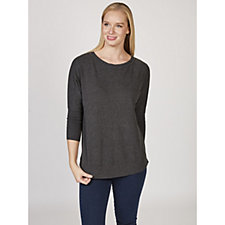 MarlaWynne Jumper with Back Button Detail