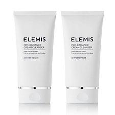 Elemis Pro-Radiance Cream Cleanser Duo