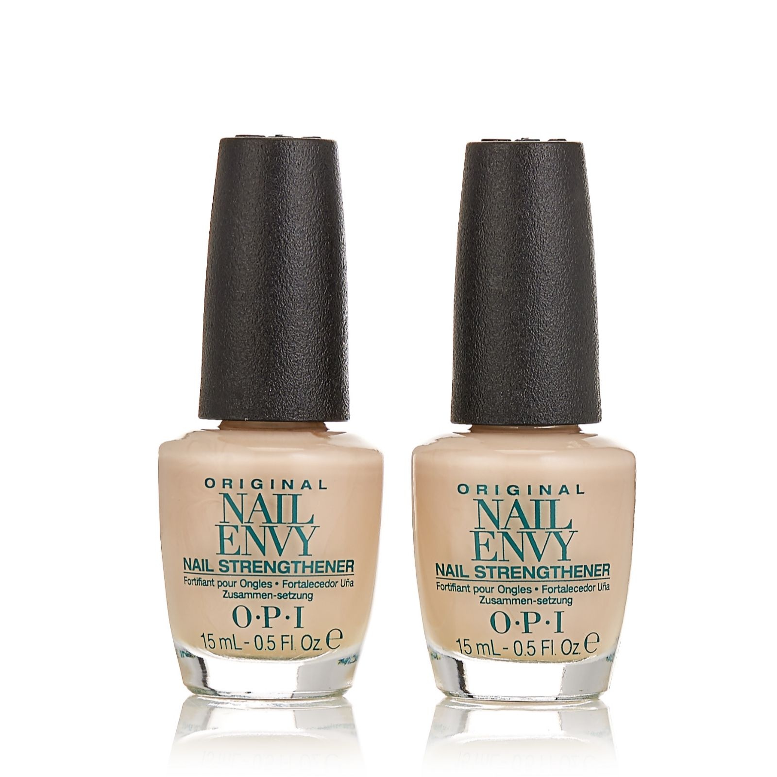 OPI Nude Nail Envy Duo with Gift Box - Page 1 - QVC UK