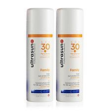 Ultrasun Sun Protection Family SPF 30 150ml Duo