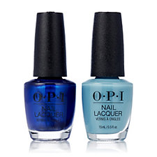 OPI 2 Piece Lacquer Collection