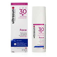 Ultrasun Sun Protection Face SPF 30 50ml