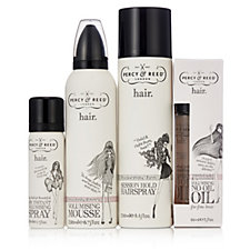 Percy & Reed 4 Piece Must Have Volumising Stylers