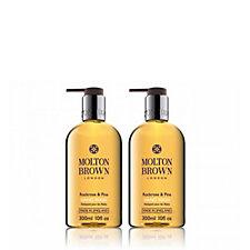 237919 - Molton Brown Rockrose & Pine 300ml Hand Wash Duo