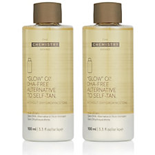 The Chemistry Brand Glow Oil Duo
