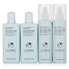 Liz Earle 4 Piece Instant Boost Skin Tonic Collection