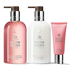 Molton Brown 3 Piece Hand Care Collection