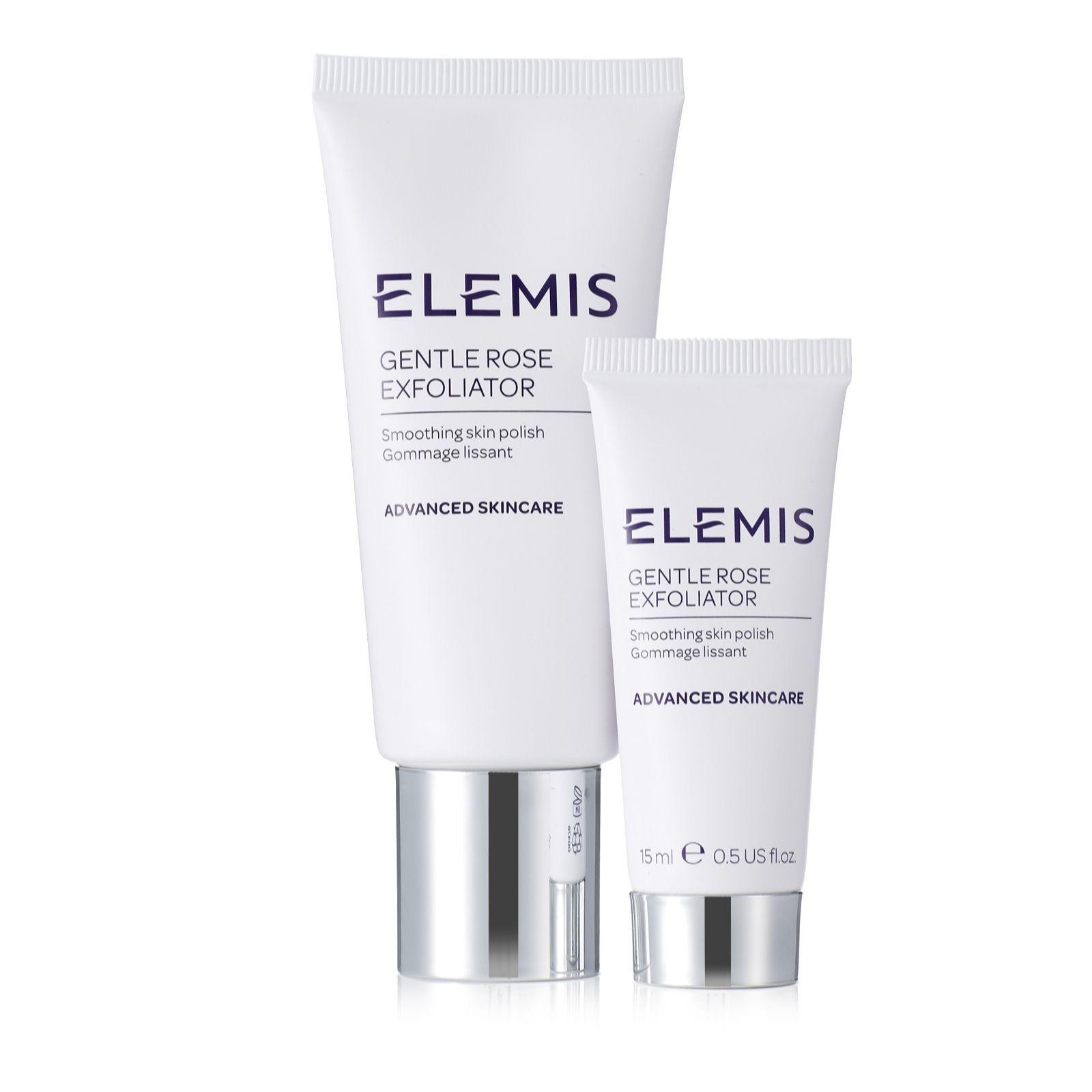 Elemis - Gentle Rose Exfoliator -50ml/1.8oz Fair & White Original Active Lightening Cream 100ml