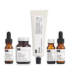 NIOD 4 Piece Concentrated Skincare Collection