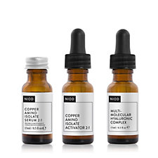 NIOD Copper Amino & Multi Molecular Hero Serum Set