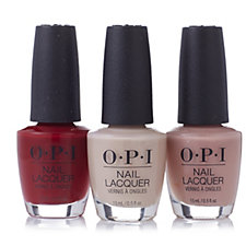 OPI 3 Piece Weekend In Venice Collection