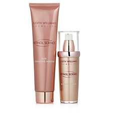 238036 - Judith Williams Retinol Science Elite Concentrate 60ml & Cleansing Mousse 150ml