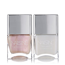 Nails Inc 2 Piece Light Reflecting and Luminescent Duo