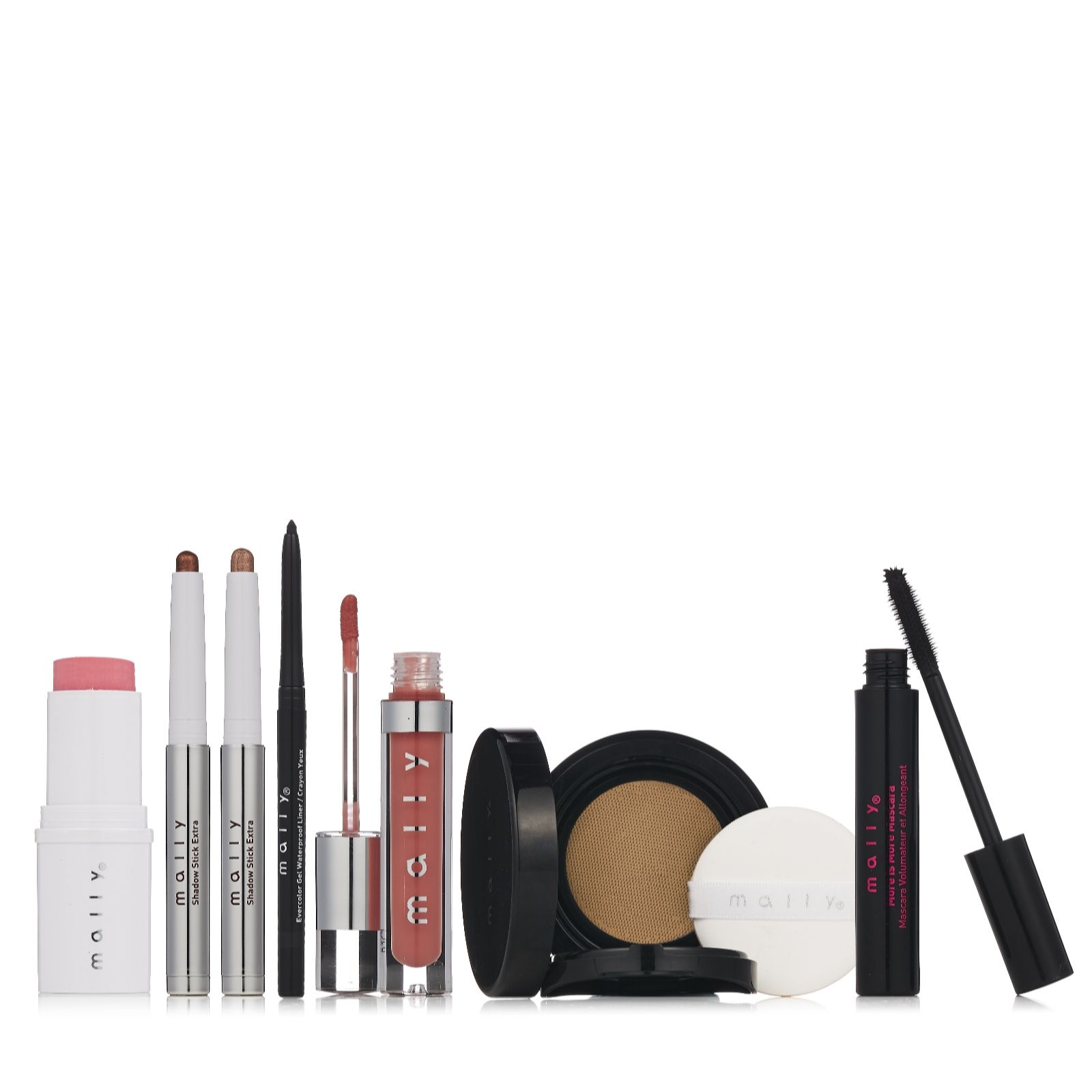 cd031fa2fb9 Mally The Perfect Start 7 Piece Make-up Collection - QVC UK