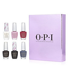 236946 - OPI 6 Piece Winter Classics Infinite Shine Collection