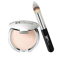 IT Cosmetics Hello Light Creme Illuminator with Brush