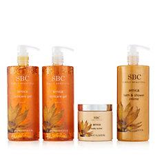 237049 - SBC 4 Piece Supersize Arnica Skincare Collection