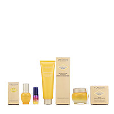 238059 - L'Occitane 4 Piece Immortelle Youth Collection