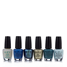OPI 6 Piece Spring/Summer Lisbon Collection