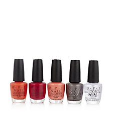 OPI 5 Piece California Dreaming Summer Collection