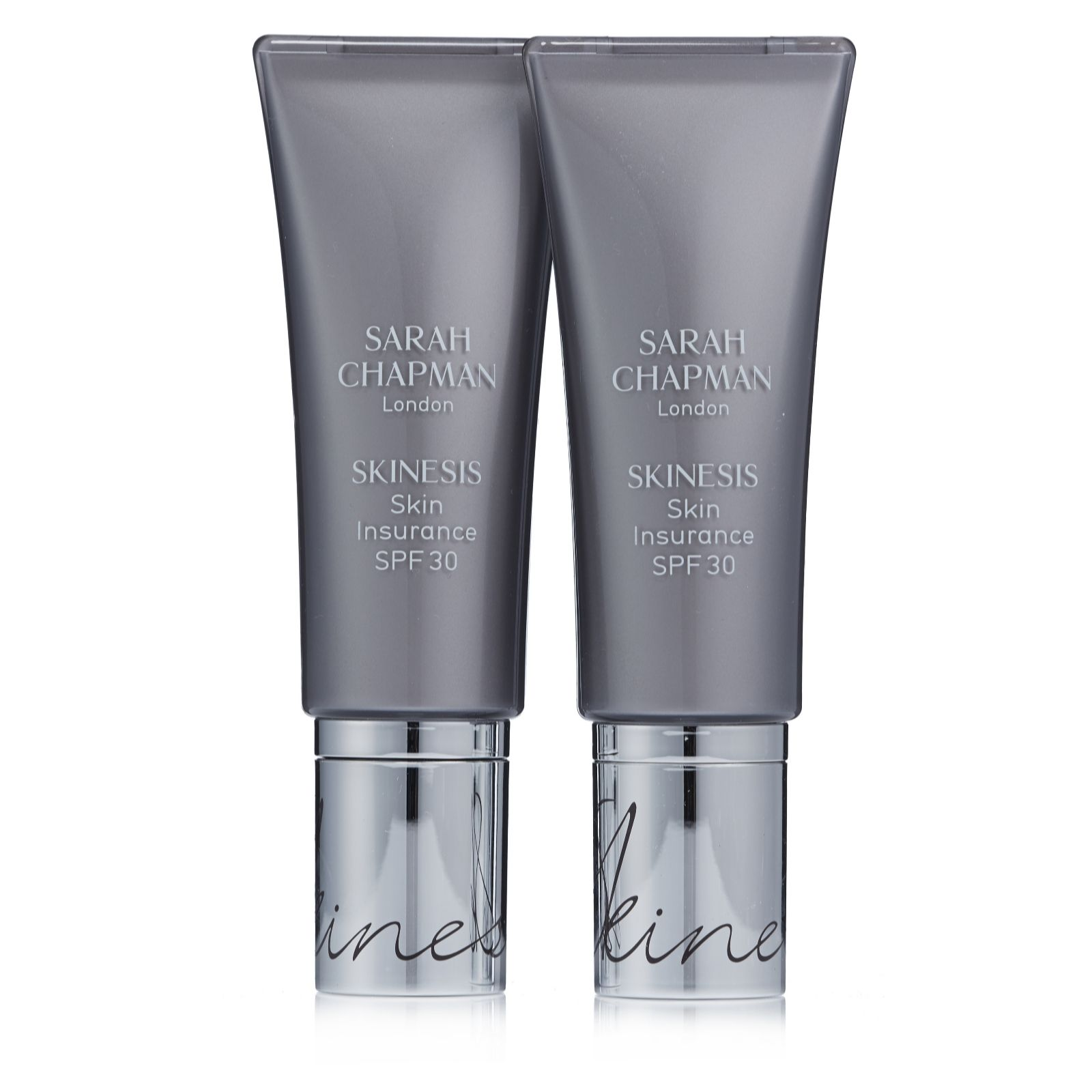 Sarah Chapman Skin Insurance 30ml Duo - QVC UK