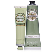 L'Occitane Almond Delicious Hands Cream & Leg Reviver