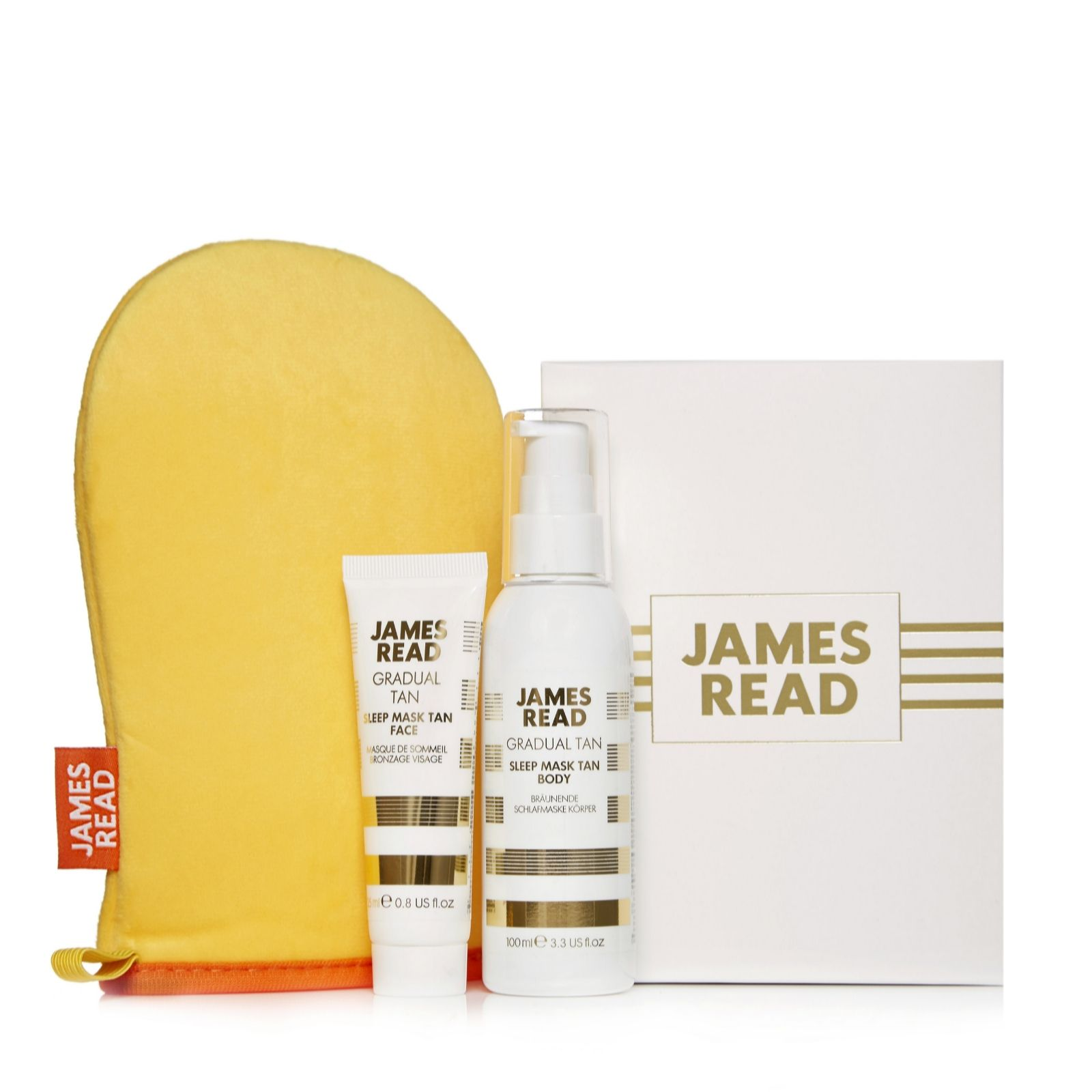 3328b511921f James Read 3 Piece Sleep Mask Discovery Collection - QVC UK