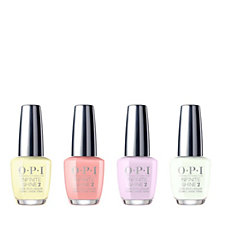 OPI 4 Piece Grease Infinite Shine Collection