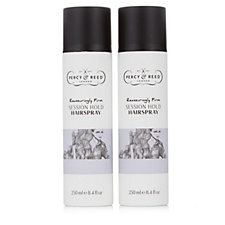 Percy & Reed Firm Session Hold Hairspray Duo 250ml