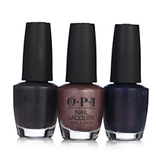OPI 3 Piece Iceland Winter Collection