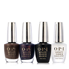 OPI 4 Piece Iceland Infinite Shine Collection
