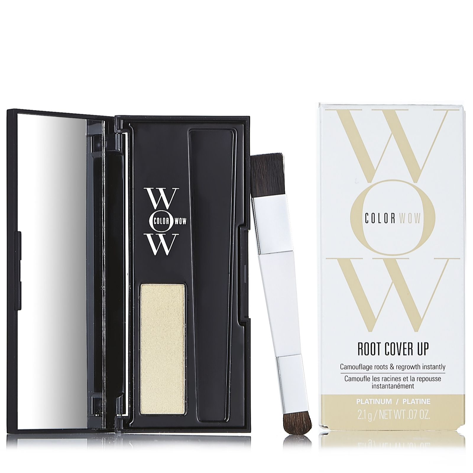 Color Wow Root Cover Up 2 1g - QVC UK
