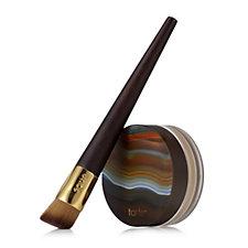 Tarte Coloured Clay Liquid Foundation & Brush