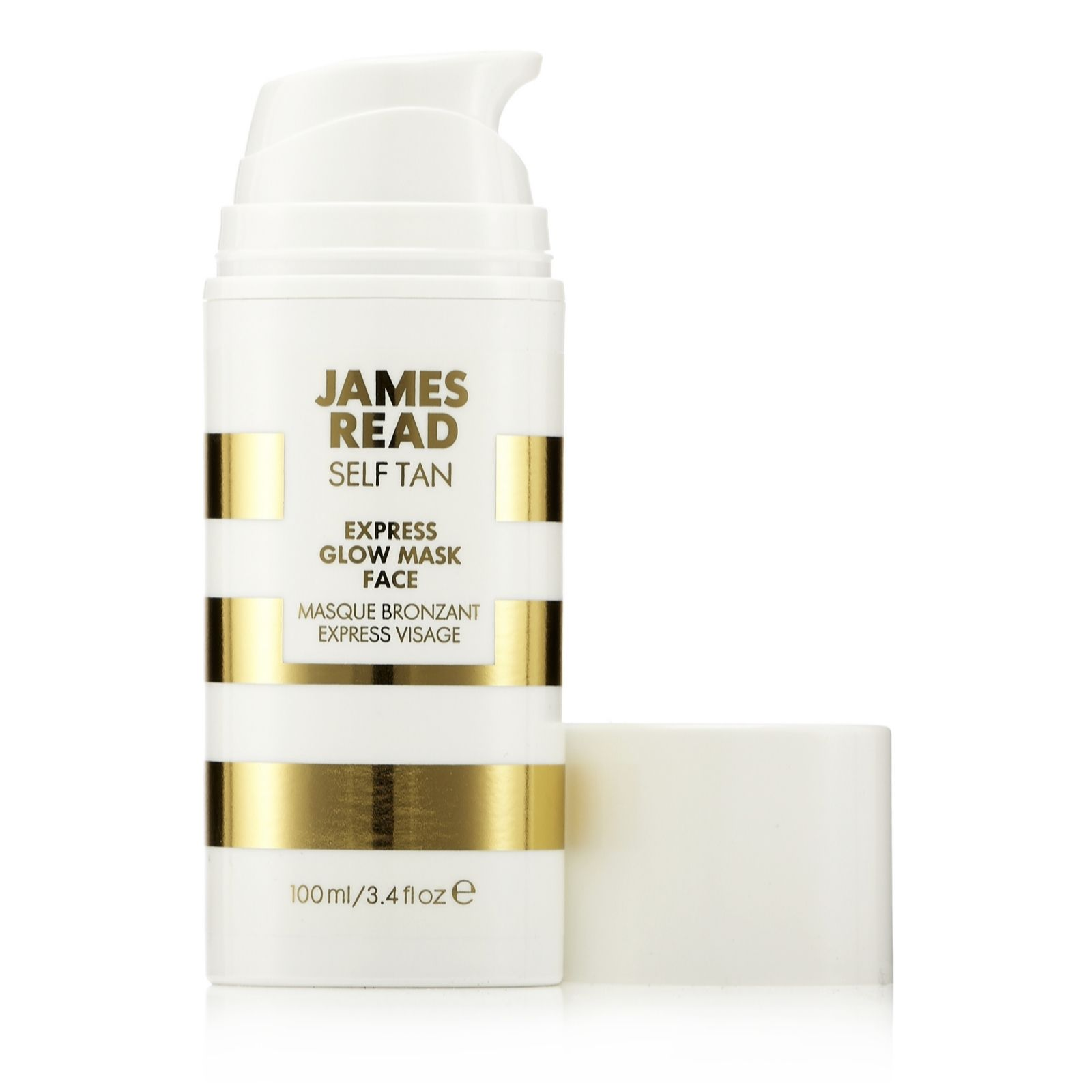 f2a1893961a5 James Read Supersize Express Mask Glow Face 100ml - Page 1 - QVC UK