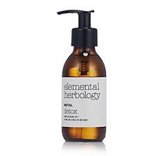 Elemental Herbology Metal Purify Bath & Body Oil 145ml