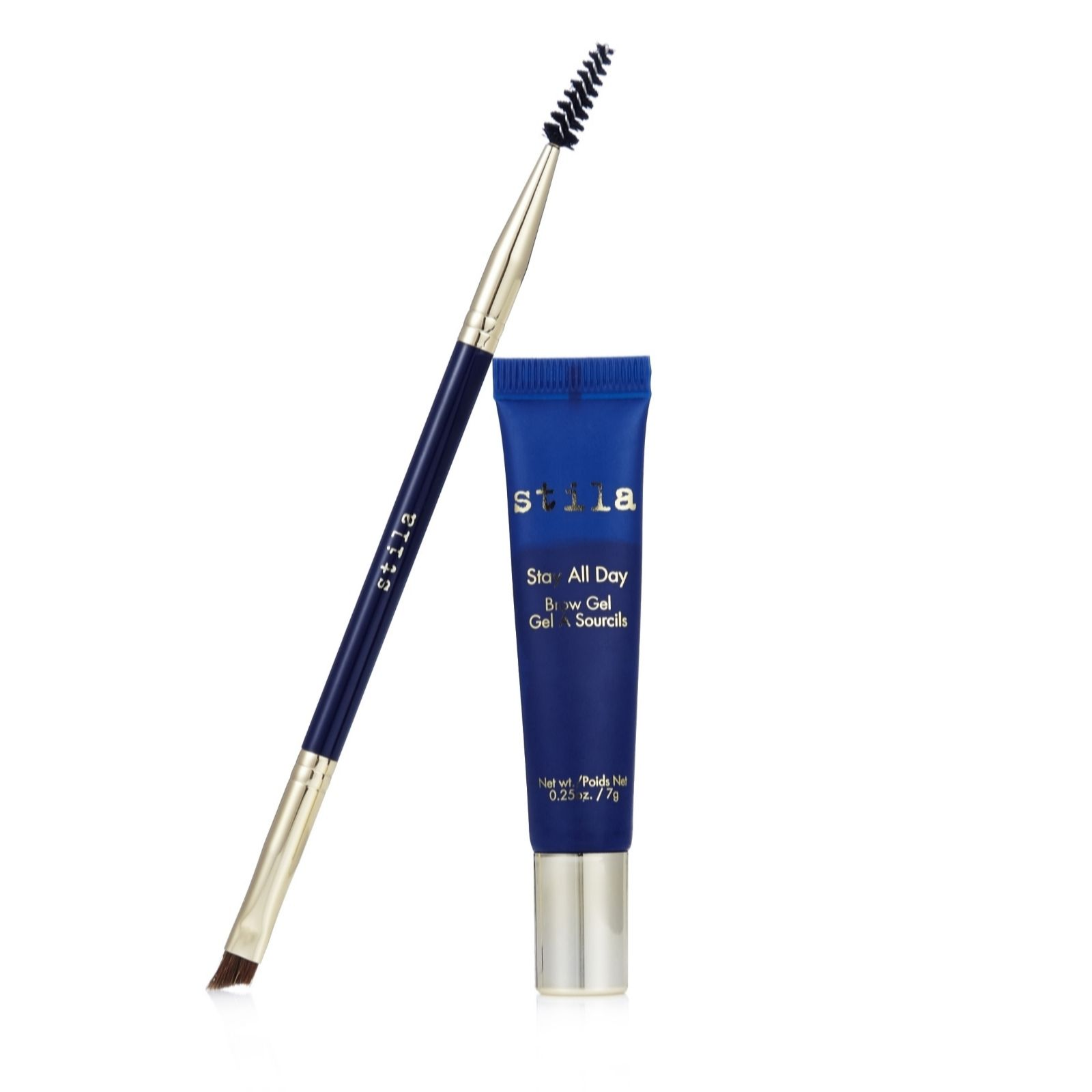 Stila Stay All Day Brow Gel And Brush Page 1 Qvc Uk
