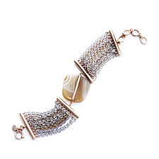 Lola Rose Boutique Bassa Semi Precious Bracelet