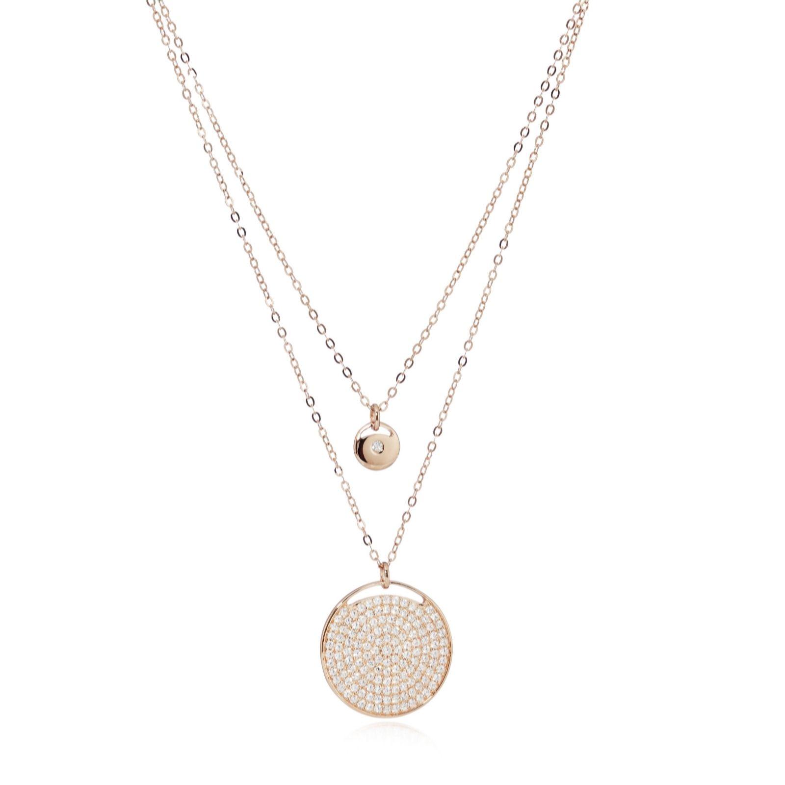Diamonique — Necklaces & Pendants — Jewellery QVC UK
