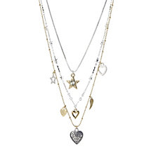 340906 - Bibi Bijoux Set of Three Necklaces