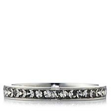 Rosalie Nueve Deluxe Full Eternity Ring Stainless Steel