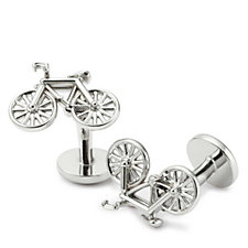Charles Tyrwhitt Mens Bicycle Cufflinks