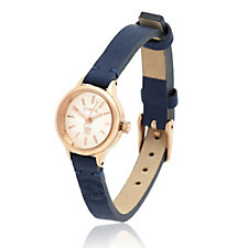 O.W.L Conwy Mini Dial Leather Strap Watch