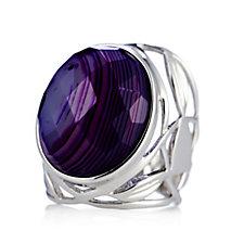 Lola Rose Ceri Semi Precious Ring