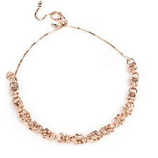9ct Gold Interlinked Chain Friendship Bracelet