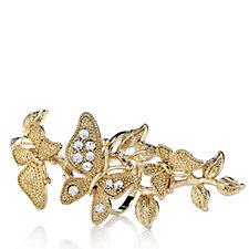 Loverocks Butterfly Ivy Ring