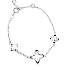 Links of London Splendour Cutout 19cm Bracelet Sterling Silver