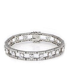 Elizabeth Taylor Simulated Diamond Bracelet